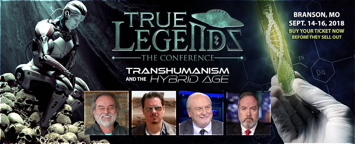 True Legends Conference 2018