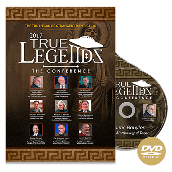 True Legends Conference 2017 DVD
