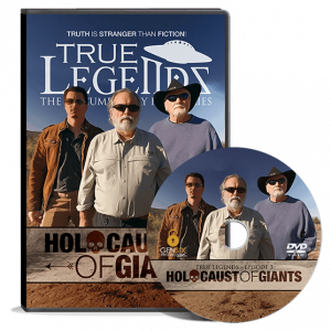 True Legends - Ep 3 - Holocaust of Giants