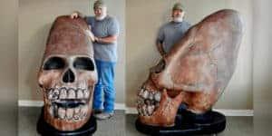 Giant Skull - GenSix