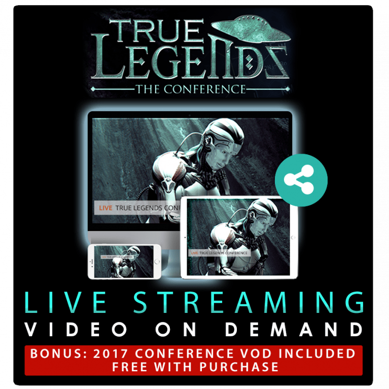 2018 True Legends Conference - Live Streaming / VOD
