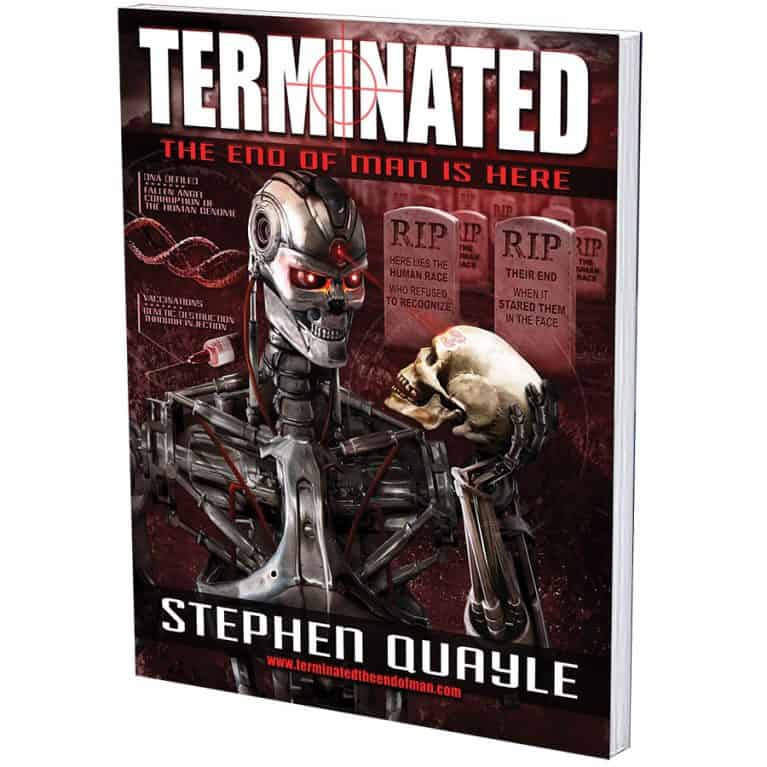 Terminated: The End of Man is Here - Steve Quayle