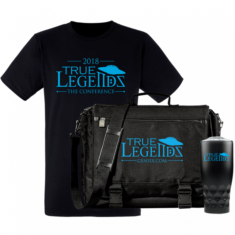 2018 True Legends Conference - Gear Combo Pack