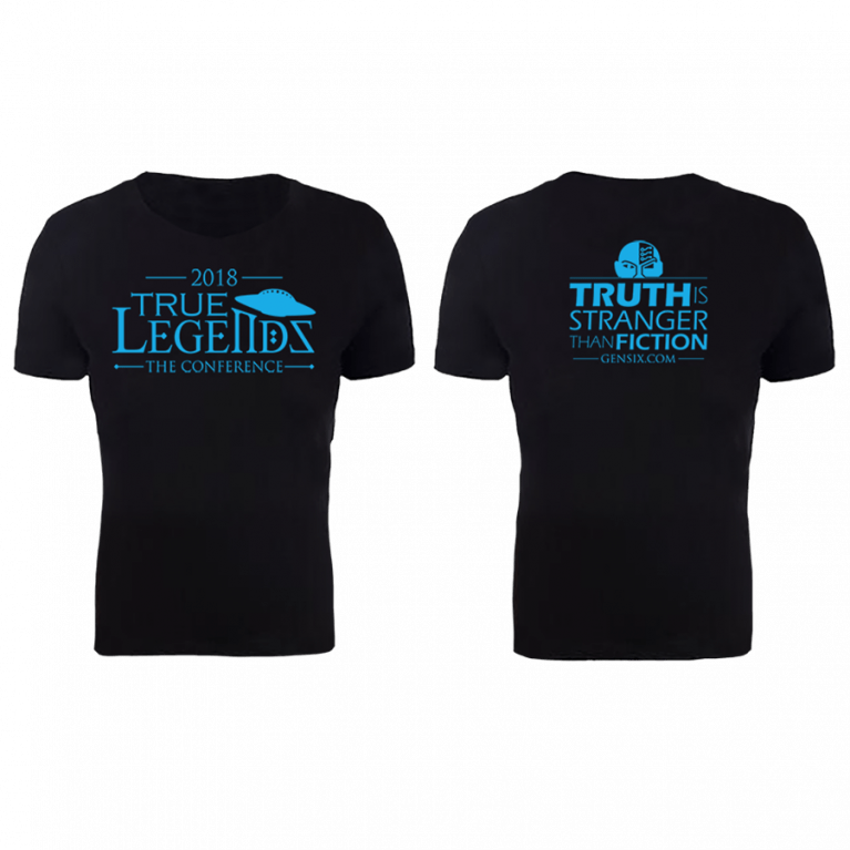 2018 True Legends Conference - Women's / Youth T-shirt