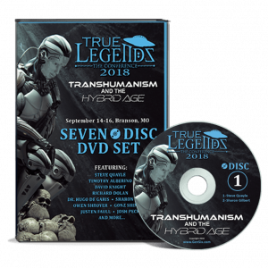 2018 True Legends Conference - DVD Set