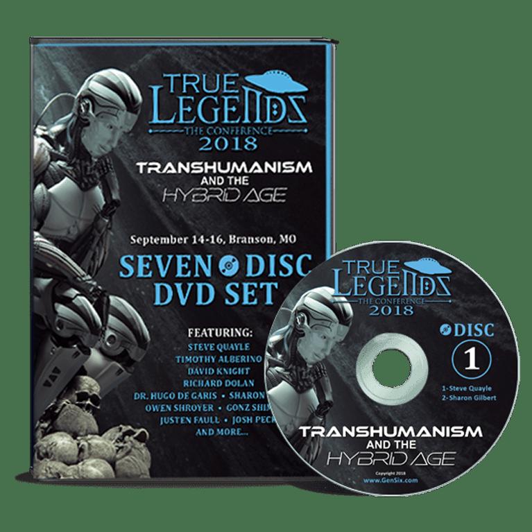 2018 True Legends Conference - DVD Set