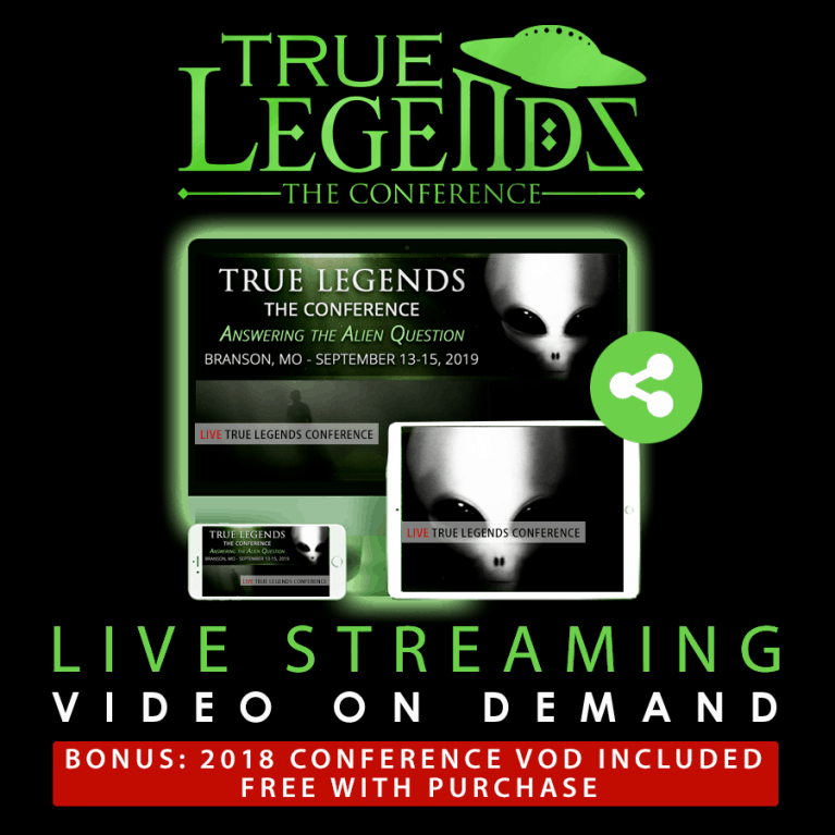 2019 True Legends Conference - Live Streaming/VOD