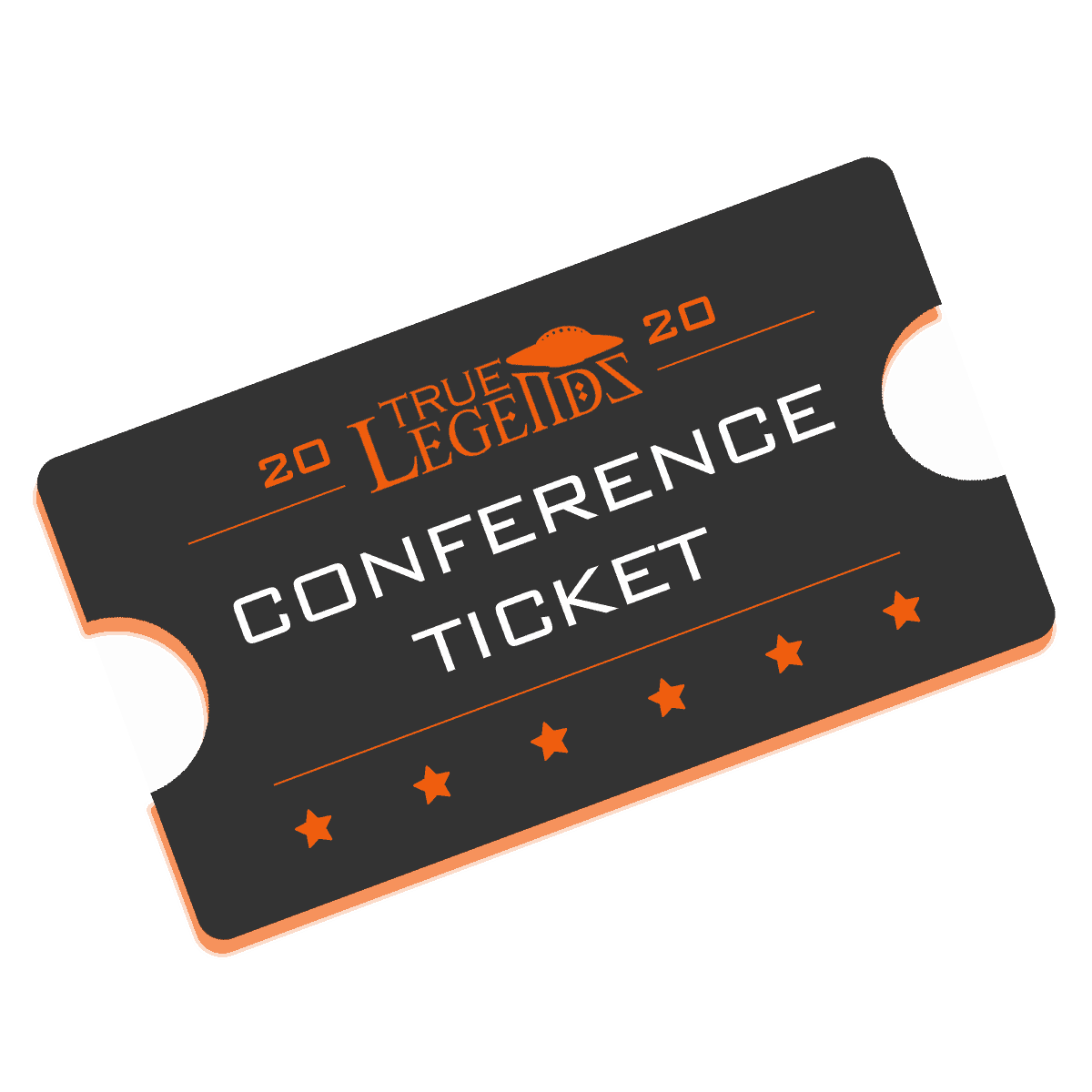 2020 True Legends Conference Ticket