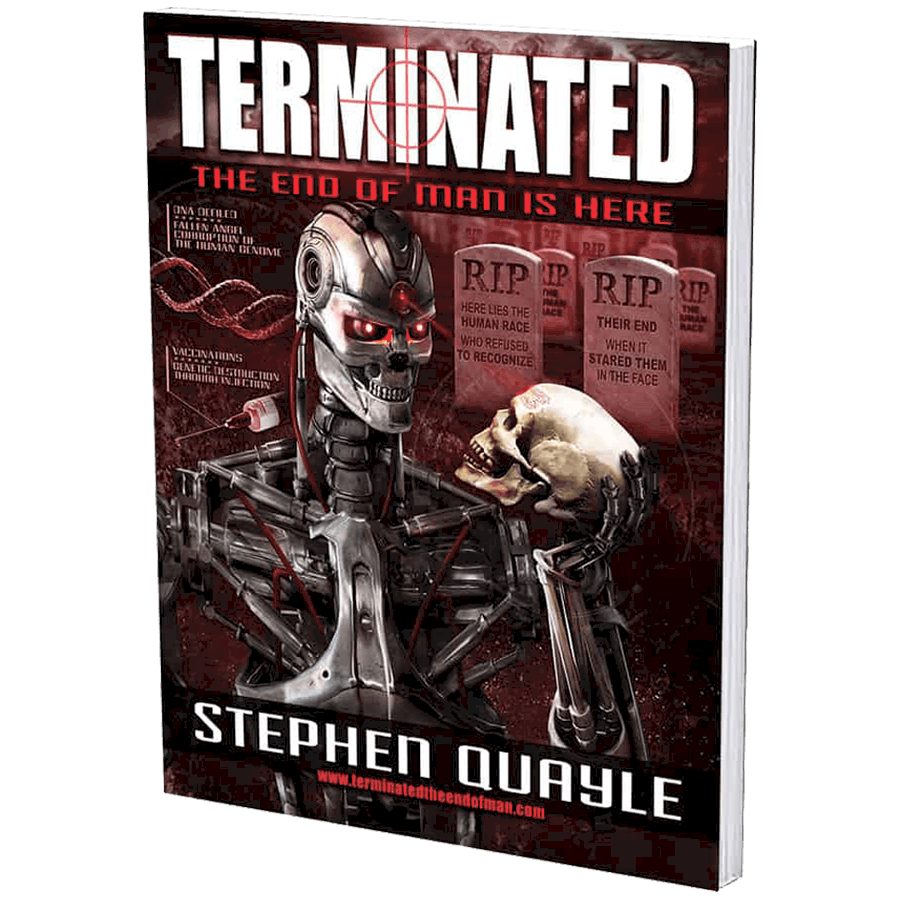 Book:Terminated - The End of Man is Here