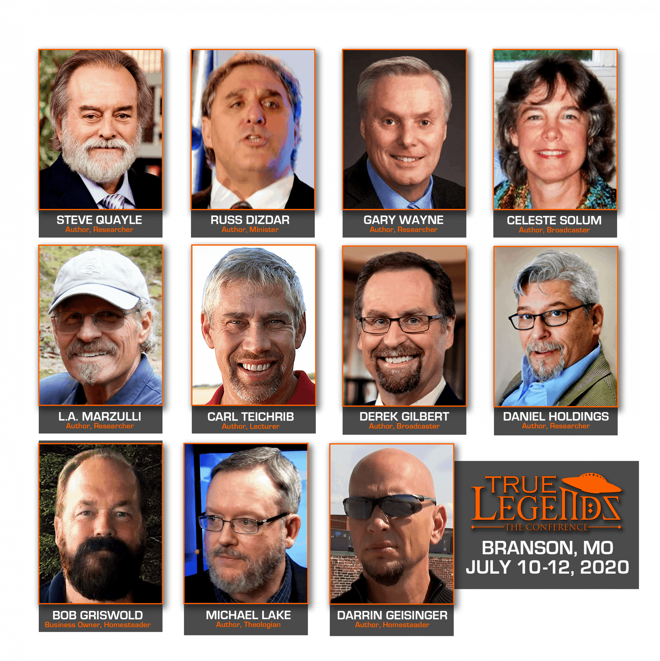 True Legends Conference 2020