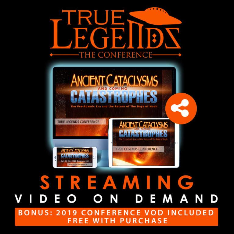 True Legends 2020 - Live Streaming