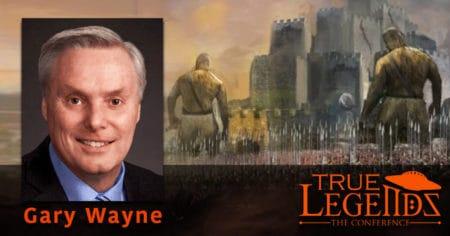 Gary Wayne - Philistines
