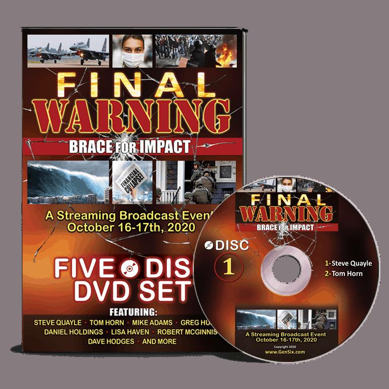 Final Warning DVD Set