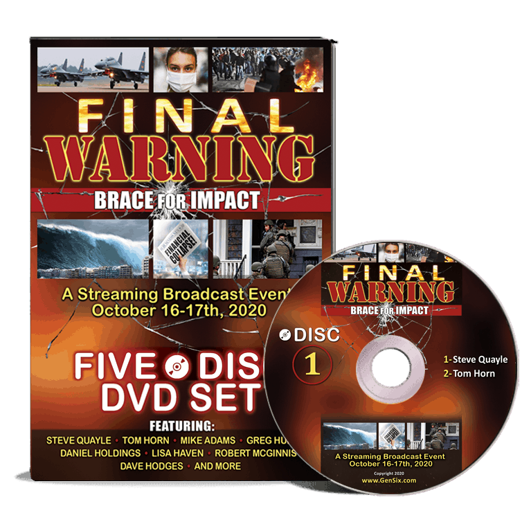 Final Warning DVD Set