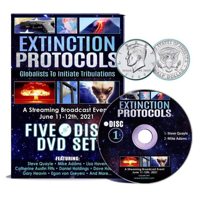 Extinction Protocols - DVD