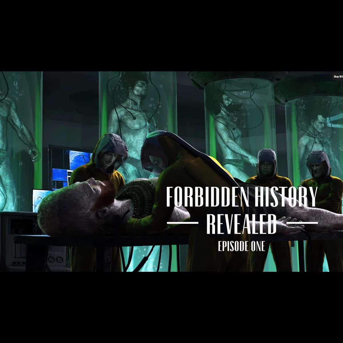 Forbidden History VOD